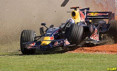 Formule 1 - Red Bull: Un problème avec la RB4 ?