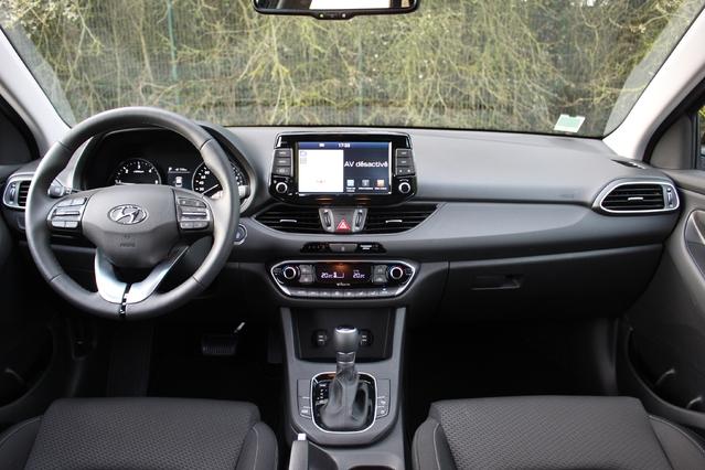 Essai - Hyundai i30 CRDi 110 DCT-7 : pro-européenne
