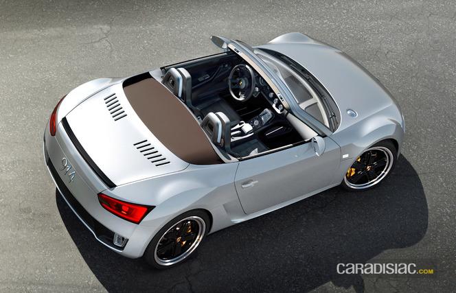 Porsche : le retour de la 914 ?