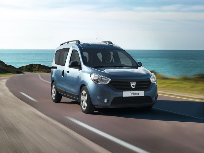 Les Dacia Lodgy, Dokker et Dokker Van mieux équipées sans augmentation de prix