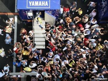 "Moto GP - Italie Rossi: ""Nous avons le paquet gagnant"""