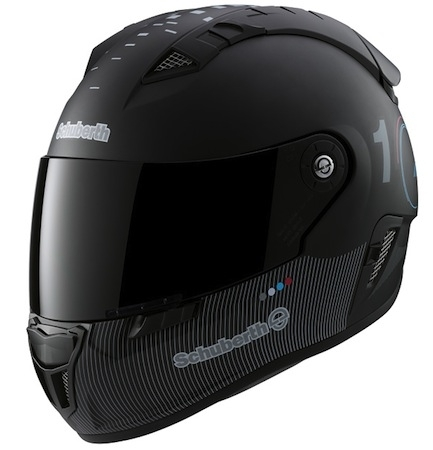 1954- 2014: 60 ans de casques moto signés Schuberth