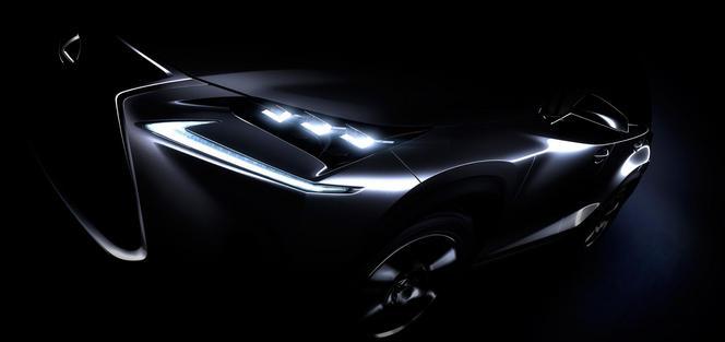 Lexus nous montre un bout du NX