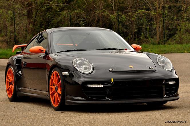 La Porsche 911 GT2 de RD Limited: puissante montargnarde