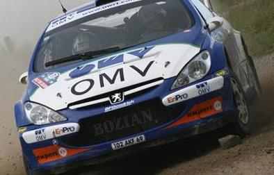 WRC Grande Bretagne D.3: Grönholm, un point c'est tout