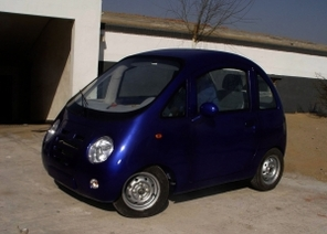 China Automobile France : Kiff & Chika sont à Paris ...