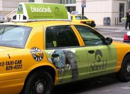 Les taxis ? La caverne d'Alibaba !