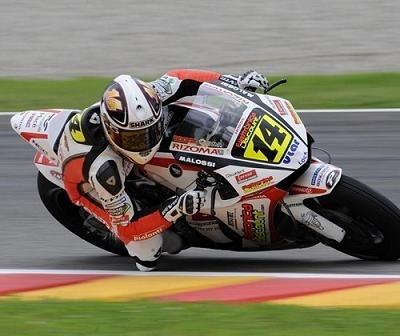 Moto GP - Italie: Coup de pompe pour Randy