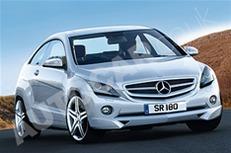Futur Mercedes CLA : le petit coupé (très)