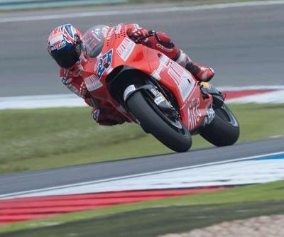 Moto GP - Ducati: Marlboro veut les excuses de Stoner à Estoril