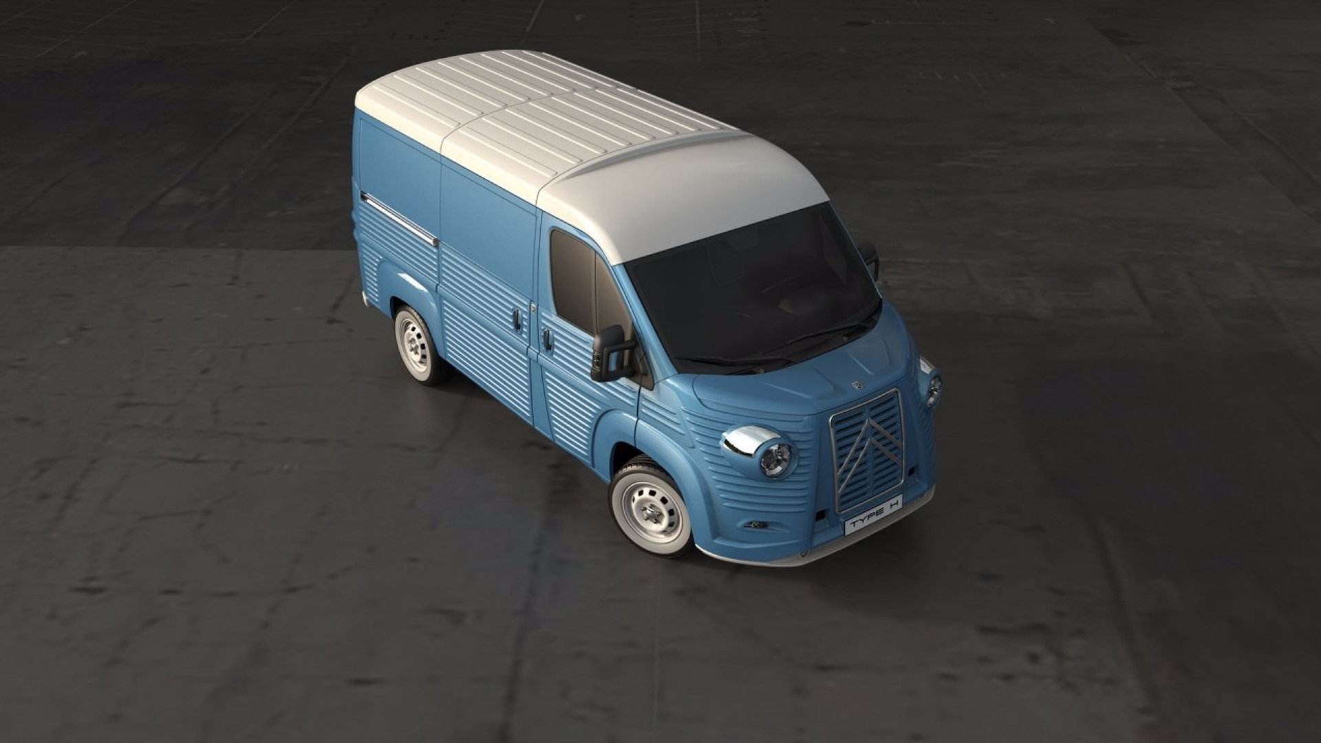 [KIT CARROSSERIE] Type H 70th Anniversary van S0-citroen-transformez-votre-jumper-en-type-h-neo-retro-400281