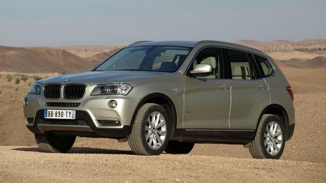 Essai vidéo - BMW X3 : retour gagnant