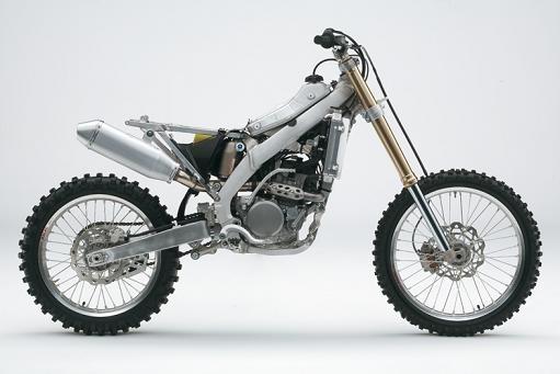 Suzuki : Les 250 et 450 RM-Z 2012