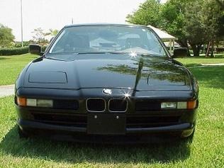 Entreprise Eco-conversions/Etats-Unis : une BMW 840Ci devenue électrique !