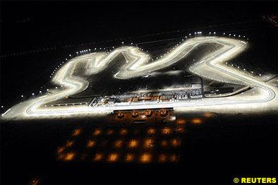 Formule 1: Le Qatar veut en être