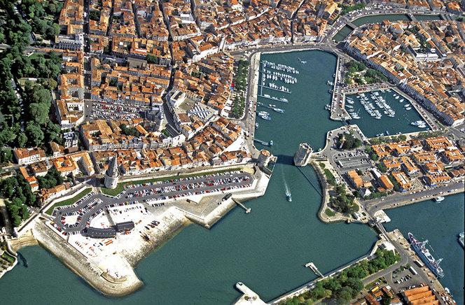 La Rochelle : le vieux port n'accueille plus les automobilistes