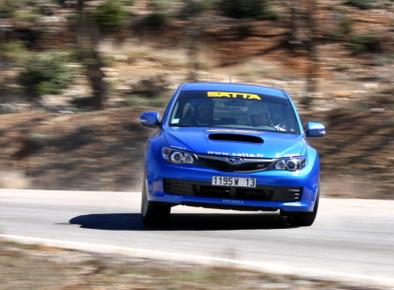 Essai - Subaru Impreza WRX STI 2008 : l'hydre du Japon