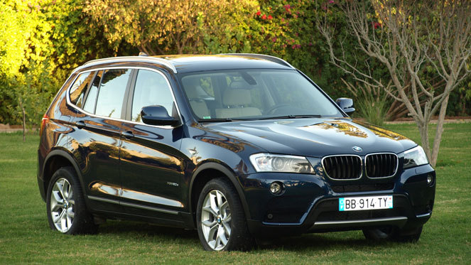 essai vid o bmw x3 retour gagnant. Black Bedroom Furniture Sets. Home Design Ideas