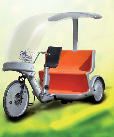 Société Eco & Mobilité : Le Cyclotron pour une mobilité durable