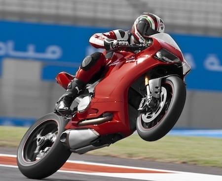 Ducati: en piste en 2014