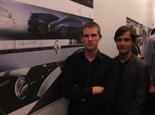 Exclusif Caradisiac - « Avantime 2022 » : 26 étudiants en design revisitent le coupéspace Renault