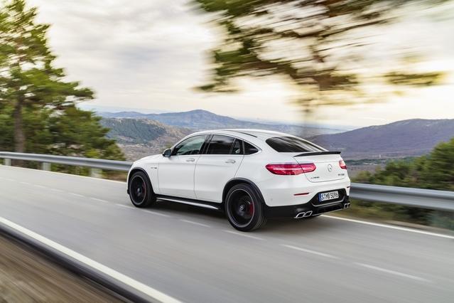 Mercedes-AMG GLC 63: la GT SUV