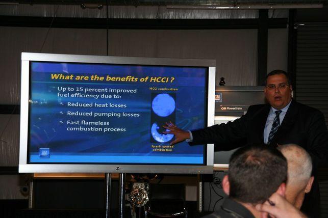 General Motors : la technologie HCCI expérimentée