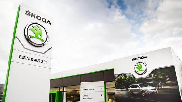 Skoda lance la prise de rendez-vous en ligne pour les entretiens