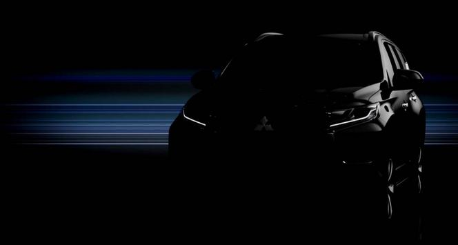 Mitsubishi tease le nouveau Pajero Sport