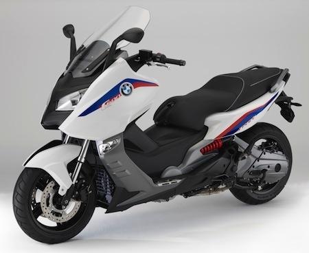 Scooters BMW: deux séries limitées en approche