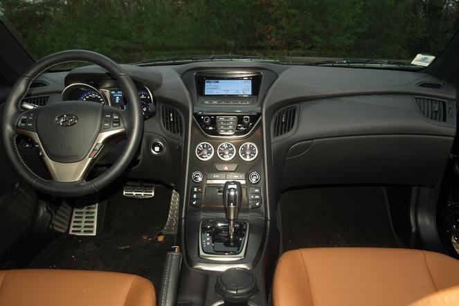 Essai - Hyundai Genesis coupé : pour l'image