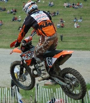 Trophée KTM, finale à St Jean d'Angély