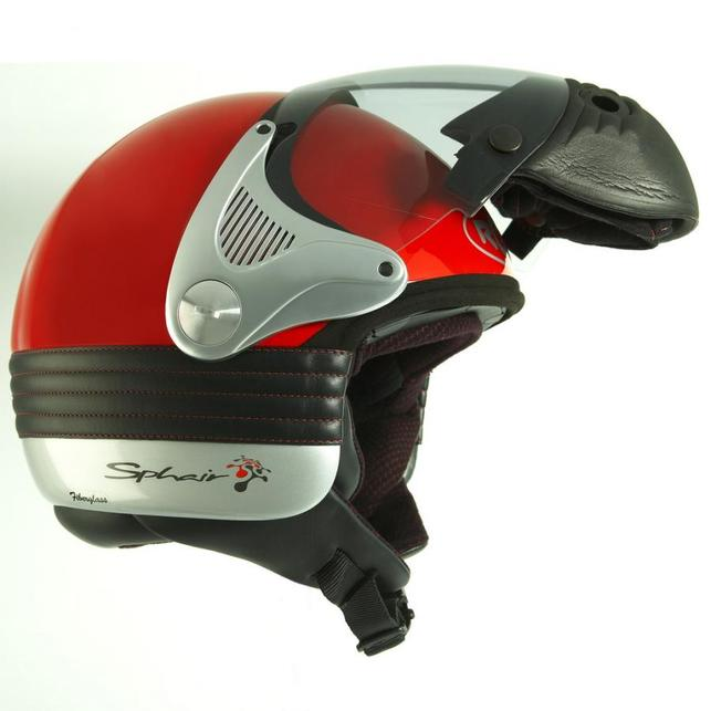 ROOF : Sphair, son casque semi-jets, vous protège de la pollution en ville !