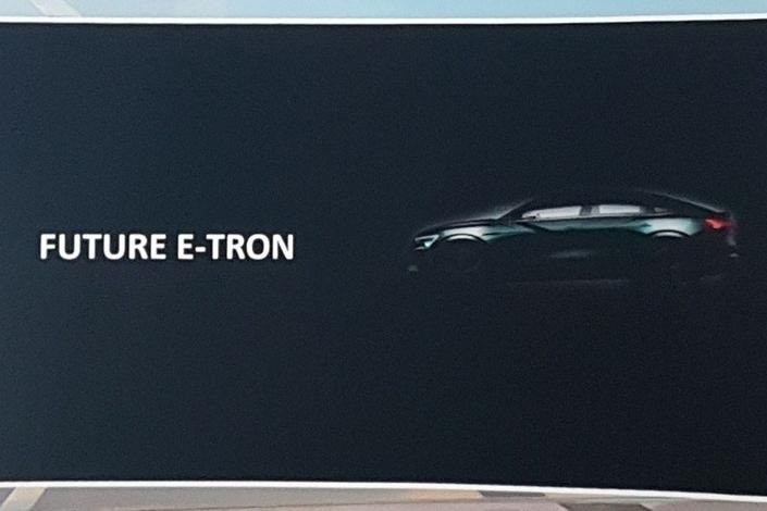 Audi e-tron de série
