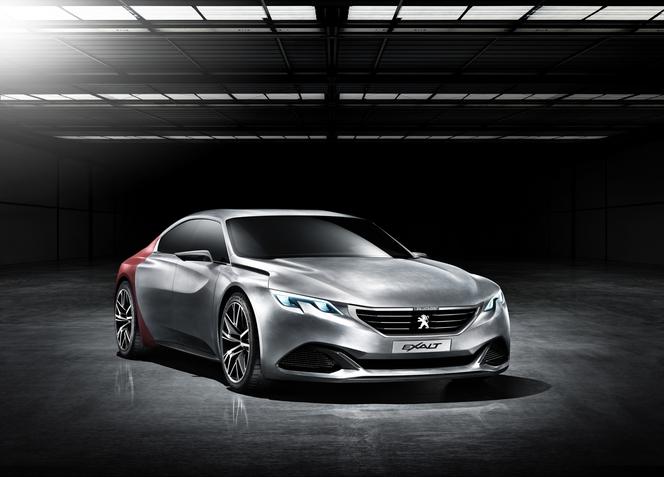 Pékin 2014 - Concept Peugeot Exalt : première image officielle