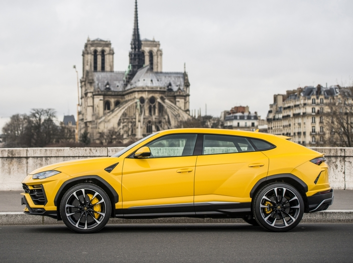 Nouveaux records de ventes pour Lamborghini, Porsche, McLaren et Rolls Royce
