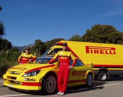 WRC: Pirelli quand même présent en 2007 ?