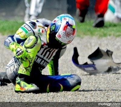 "Moto GP - Valentino Rossi: ""Je ne serai pas en mesure de revenir et de gagner immédiatement."""