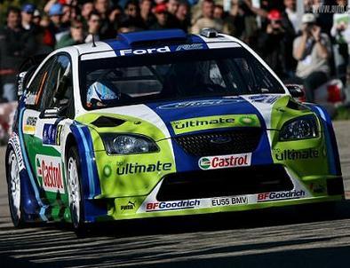 """WRC: La Ford, c'est du """"Pipo"""""""