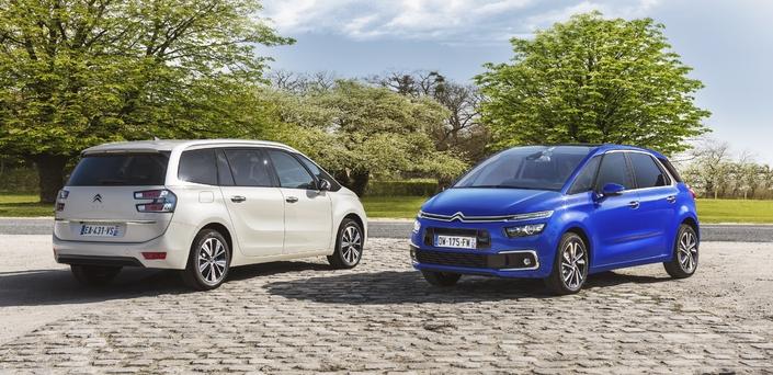 Citroën C4 Picasso: le cap du demi-million pour la seconde génération