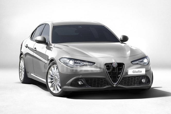 Des graphistes imaginent l'Alfa Romeo Giulia en version classique
