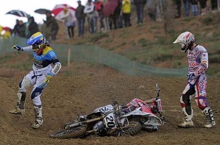 Interview : Grégory Aranda, sous le auvent Bud Racing, Greg nous donne de ses nouvelles