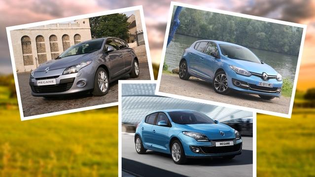 Avant/après : tout savoir sur les restylages de la Renault Mégane 3