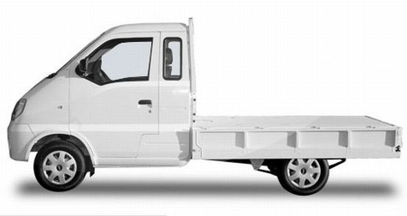 Miles Electric Vehicles/Etats-Unis : le camion électrique ZX40ST