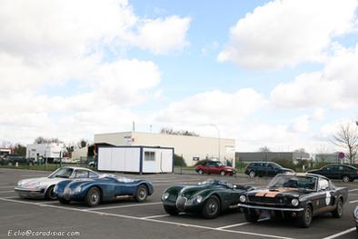 Rallye de Paris 2008, 200 voitures d'exception en liberté