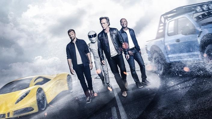 Top Gear America arrive sur RMC Découverte
