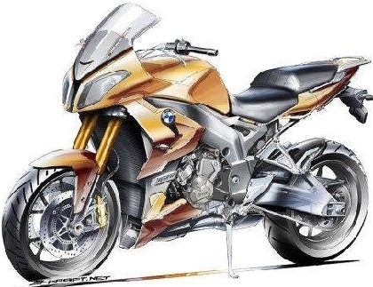 Nouveauté - BMW: et si on parlait d'une S1000F ?