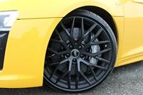 Essai vidéo - Audi R8 Spyder 2017 : atmosphérique stratosphérique