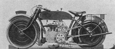 BLERIOT 500cc 1919