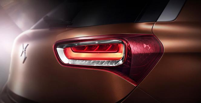 Citroën : un teaser pour le SUV avant le salon de Pékin